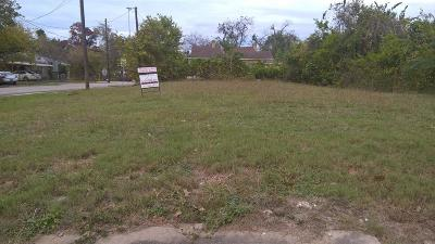 Houston Residential Lots & Land For Sale: 3103 Trulley Street