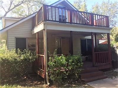 Bacliff Single Family Home For Sale: 3914 Estes Street