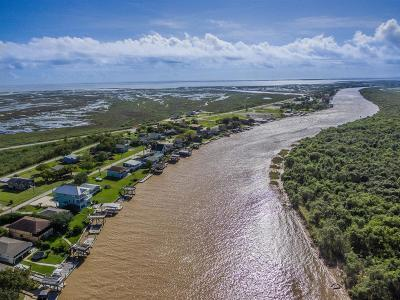Matagorda Single Family Home For Sale: 177 County Road 257 15 River Bend
