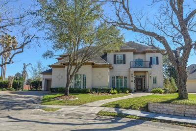 Sugar Land Single Family Home For Sale: 50 Victors Chase Drive