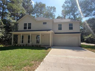 Single Family Home For Sale: 15010 Fannin Street