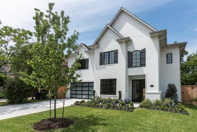 Houston Single Family Home For Sale: 1414 Martin Street