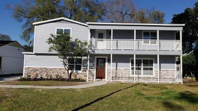 Houston Single Family Home For Sale: 4931 Eppes Street