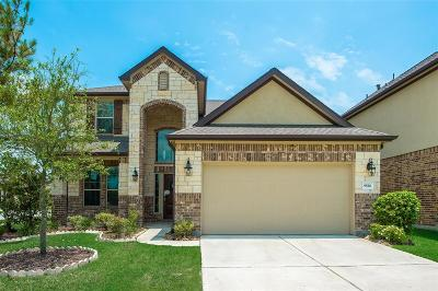 Cypress Single Family Home For Sale: 9526 Briscoe Bend Lane