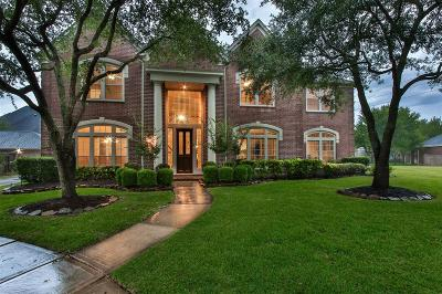 Richmond Single Family Home For Sale: 4323 Lake Kemp Court