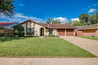 Pearland Single Family Home For Sale: 4903 Elm Street