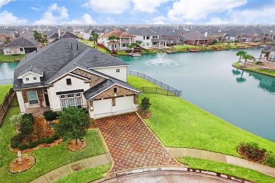 Cypress Single Family Home For Sale: 17923 Folly Point Drive