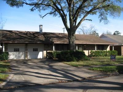 Pasadena Single Family Home For Sale: 2205 Lillian Street