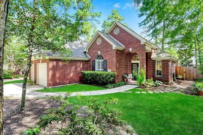 The Woodlands TX Single Family Home For Sale: $294,000