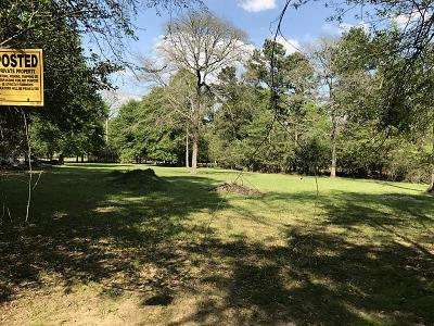 Conroe Residential Lots & Land For Sale: 15295 Conroe Drive