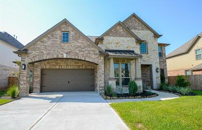 Katy Single Family Home For Sale: 6707 Cottonwood Crest Lane Lane