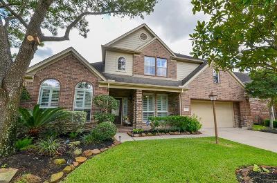 Single Family Home For Sale: 8318 Brighton Lake Lane
