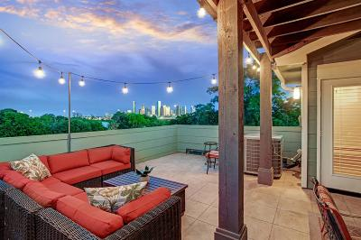Houston Single Family Home For Sale: 544 Oxford Street