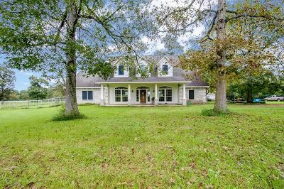 Montgomery Farm & Ranch For Sale: 5530 Honea Egypt Road