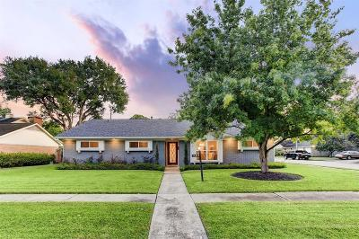 Houston Single Family Home For Sale: 5439 Darnell Street