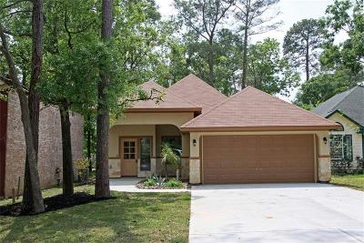 Willis Single Family Home For Sale: 12853 Orion Court E