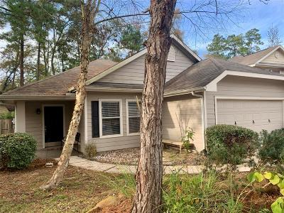 The Woodlands Single Family Home For Sale: 194 N Vesper Bend Circle