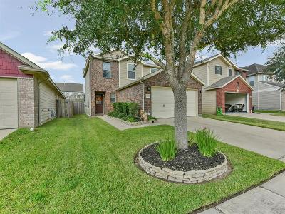 Fort Bend County Single Family Home For Sale: 26110 Hebron Lane