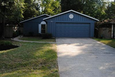 The Woodlands Single Family Home For Sale: 61 Blue Fox Road