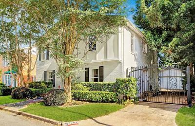 Upper Kirby Single Family Home For Sale: 2307 Branard Street