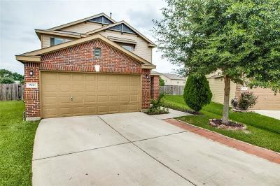 Cypress Single Family Home For Sale: 7610 White Barnwood Court
