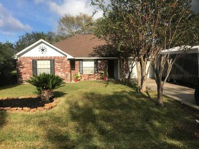 Montgomery Single Family Home For Sale: 10702 Hillside Drive