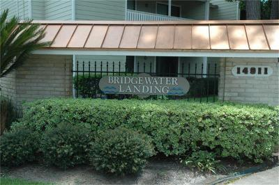 Houston Condo/Townhouse For Sale: 14911 Wunderlich Drive #1201