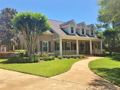 Katy Single Family Home For Sale: 3106 Huntington Court