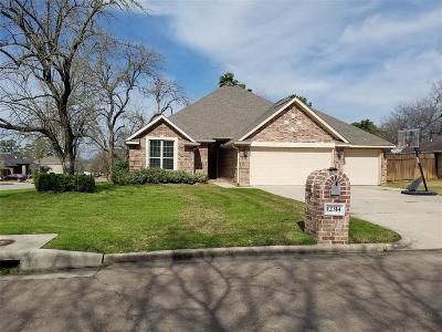 Montgomery Single Family Home For Sale: 12314 Thoreau Drive
