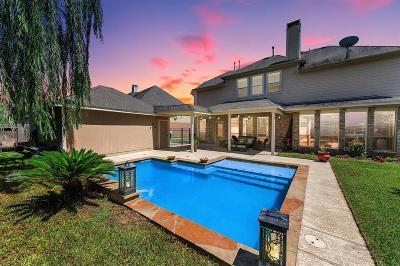 Katy Single Family Home For Sale: 26638 Godfrey Cove Court
