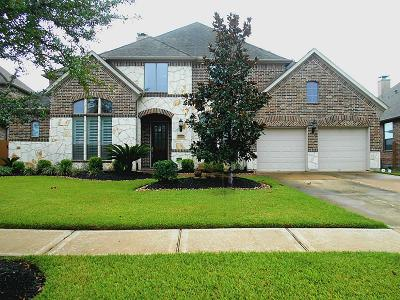 League City Single Family Home For Sale: 2841 Nolte Toscano