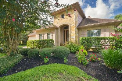 Kingwood Single Family Home For Sale: 3315 Crimson Maple Court