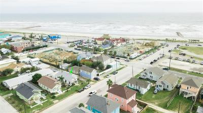 Galveston Single Family Home For Sale: 2412 33rd Street