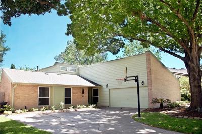 Single Family Home For Sale: 3706 Millbridge Drive