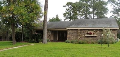 Humble Single Family Home For Sale: 20510 Spoonwood Drive