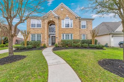 Katy Single Family Home For Sale: 26111 Allenford Court
