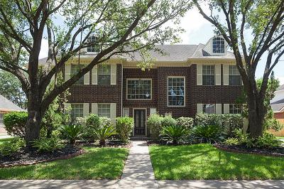 Sugar Land Single Family Home For Sale: 1923 Plantation Bend Drive