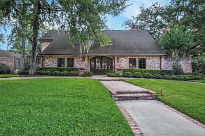Houston Single Family Home For Sale: 10339 Briar Drive