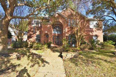 El Lago Single Family Home For Sale: 527 Hedgecroft Drive