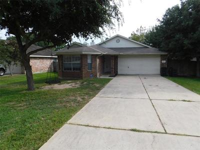 Montgomery Single Family Home For Sale: 10515 Scenic Drive
