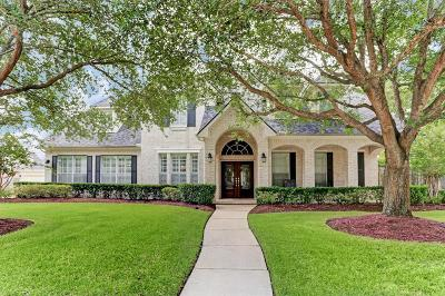 Richmond Single Family Home For Sale: 2119 S Pecan Trail Drive