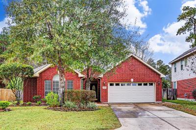 Humble Single Family Home For Sale: 20439 Crimson Oak Circle