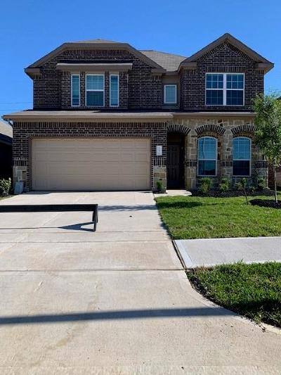 Katy Single Family Home For Sale: 24935 Scarlatti Cantata Drive