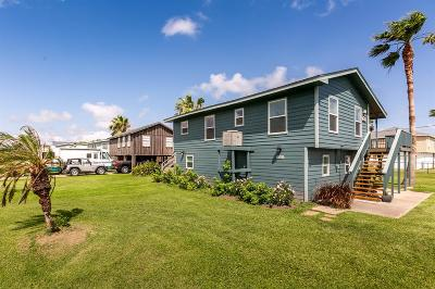 Jamaica Beach Single Family Home For Sale: 16547 Jamaica Inn Road
