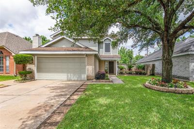Houston Single Family Home For Sale: 10422 N Pagewick Drive