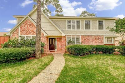 Tomball Single Family Home For Sale: 15315 Gettysburg Drive