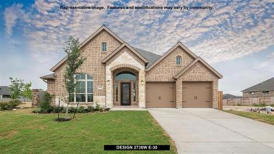 Kingwood Single Family Home For Sale: 3322 Skylark Valley Trace