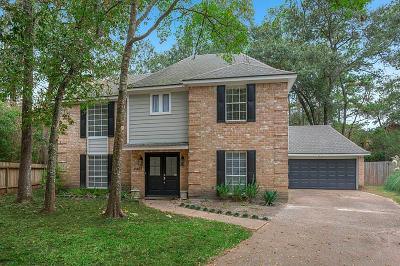 The Woodlands Single Family Home For Sale: 11607 Pinyon Place