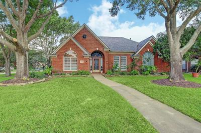 Katy Single Family Home For Sale: 2438 Shelby Park Drive