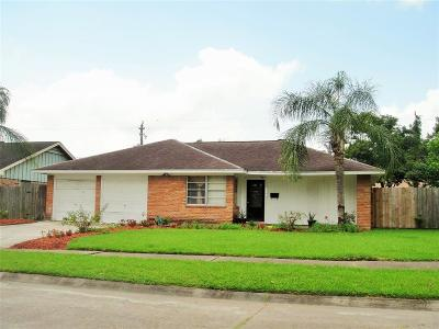 Houston Single Family Home For Sale: 211 Princess Drive